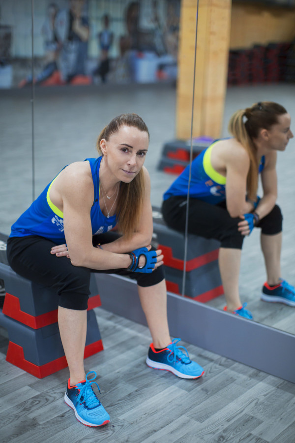 I am Georgina Bell — Fitness instructor and Personal Trainer